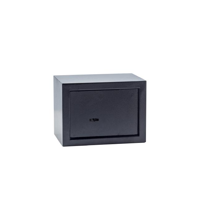 Сейф мебелвий чорного кольору